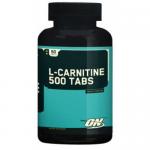 L-Carnitine 500 tabs